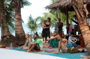 4th Water and Land Contact Festival in Thailand by Inna Pavlichuk