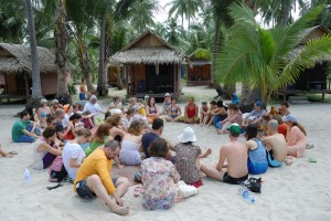 2th Water and Land Contact Festival in Thailand