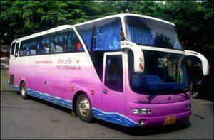 Thai Buses