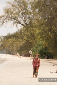 3th Water and Land Contact Festival in Thailand by Lidiya Shaymieva & Mallika Simak